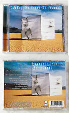 TANGERINE DREAM - Tangerine Dream .. 1999 Disky CD TOP