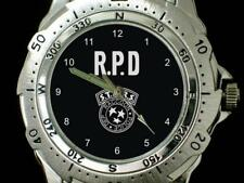 Biohazard S.T.A.R.S. Resident Evil Stainless Watch