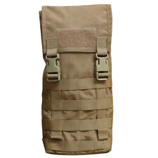 OPS molle hydration carrier in COYOTE BROWN