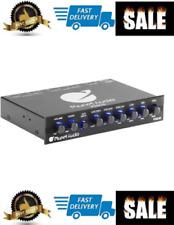 New listing Planeta Peq10 Audio Medio Din 4 Banda Auto Ecualizador Bafle Con Adjusta