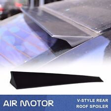UNPAINTED 94-01 FOR AUDI A4 B5 4D Sedan VRS STYLE REAR ROOF SPOILER NEW
