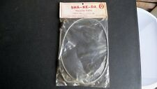 NOS SHA-KE-DA Yamaha1968-70 DT1 DT1C-MX DUAL PURPOSE THROTTLE CABLE 214-26311-00