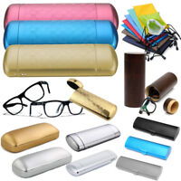 Portable Glasses Sunglasses Storage Hard Case Spectacle Protector Box Holder