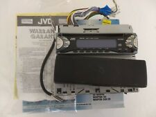 JVC KD-S590 AM FM CD Car Stereo Radio w/ Removable Faceplate in Original Box
