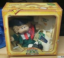 """Brand New VINTAGE CABBAGE PATCH DOLL """"WORLD TRAVELER SPAIN"""" BULL FIGHTER COLECO"""