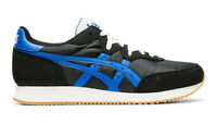 Onitsuka Tiger Tarther Og Trainers Black Tuna Blue Asics Leather Mexico 1191A272