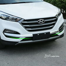 Front Side Fog Bumper Trim Cover Protection For 2015-2016 Hyundai Tucson