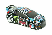 HPI Micro RS4 Ken Block 2014 Ford Fiesta ST RX43 Gymkhana RTR 1:18 2,4GHz (rcg)