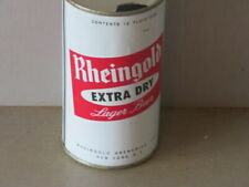 RHEINGOLD. EXTRA. DRY.   REAL. BEAUTY. INSIDE.  FLAT TOP