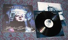 Doppel-LP TORCH: Blauer Samt