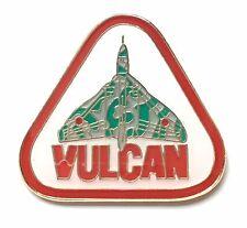 Raf Aeronautica Vulcan Bomber Triangolari Spilla Badge Prodotto Ufficiale