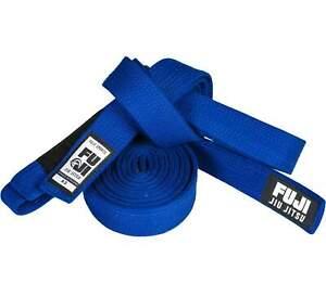 Fuji Deluxe Premium Pearl Weave Jiu Jitsu Brazilian BJJ Adult Gi Rank Belt