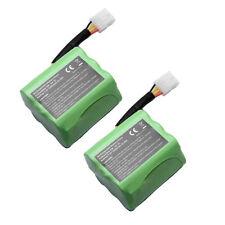 2x 7.2V 3500mAh Battery For Neato XV-11 XV-12 XV-15 XV-21 Signature Pro Robotics