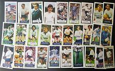 Set completo di 60 Tottenham Hotspur punteggio UK FOOTBALL carte commerciali