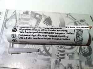 VW Golf MK4 R32 Haldex Oil 275ML Haldex Service Oil 4 Motion OEM New VW Parts