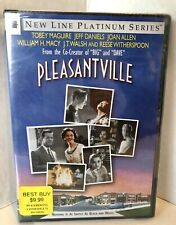 New Sealed Pleasantville New Line Platinum Series Movie Dvd Pg-13