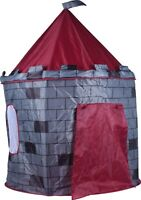 Castle Play Tent for Children Boys Indoor Play House Castle Tent Knights