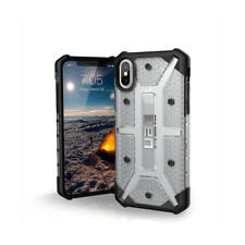 Urban Armor Gear iPhone X plasma resistente militar gota probado funda Ice