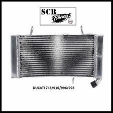 Ducati 748 916 996 998 Racing Super Cooling Radiator