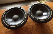 """A+ Pair Infinity SM Reference 7"""" Woofers Speakers 902-6683"""