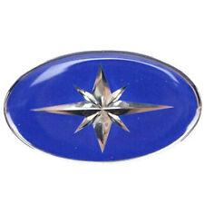 Polaris New Oem Snowmobile Atv Pwc Star Logo Self-Adhesive Domed Decal 7078465