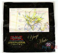 Yu-Gi-Oh! The Darkside of Dimensions Yugi Muto Towel Handkerchief 20th [JAP] NEW