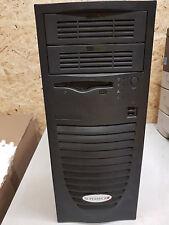 Supermicro   Midi Tower Erweitertes ATX Server-Gehäuse|PSU 500watt