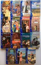Silhouette Special Edition 1487 to 1520 lot of 15 pb LUCY GORDON Karen Sandler