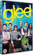 Glee  - Komplette Season 6 [4x DVD] *NEU* Staffel Sechs Series DVD