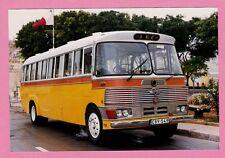 Malta Transport ~ Bus EBY549: Brincat-bodied AEC-engined Bedford QL - 1998