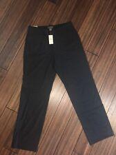 Bananas Republic Men's Dress Pants Black 32 32 NWT