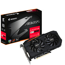 GIGABYTE RADEON RX 580 8GB AORUS Carte graphique