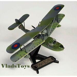 Oxford 1:72 Supermarine Walrus Air Sea Rescue No. 276 Sq RAF WWII 72SW002