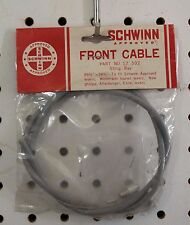 """NOS Schwinn Bicycle Front Cable 17-502 Sting Ray 29 1/2"""" x 24 1/2"""""""