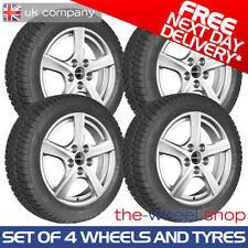 Mondeo Borbet Aluminium Wheels with Tyres