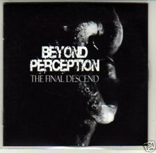(J598) Beyond Perception, The Final Descend - DJ CD