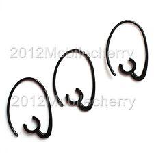 3pcs New Ear Loop Hook For JABRA BT185 BT2015 BT2010 BT2035 BT2040 BT2045 Black