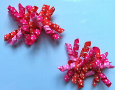 Gymboree Girls Hair Clips x 2, Brand New (Ref 1106)