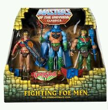 Masters Of The Universe Fighting Foe Men 3-Pk Evil Eternian Pirate Clan