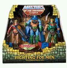 Masters Of The Universe Fighting Foe Men 3-Pk Evil Eternian Pirate Clan