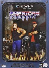American Chopper: Lugs & History of the OCC Triple Pack [DVD]