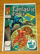 FANTASTIC FOUR #311 VOL1 MARVEL RE INTRO BLACK PANTHER FEBRUARY 1988