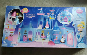 Disney Princess  Cinderella Fairytale Castle magiclip magic clip in original box