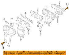 KIA OEM 10-13 Forte 2.0L-L4 Exhaust Manifold-Upper Shield Bolt 284172F000