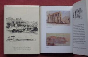 1873 - EGYPT - NILE PYRAMIDS MARIANNE BROCKLEHURST MACCLESFIELD TRAVEL *SCARCE*