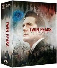 Twin Peaks: The Television Collection [New DVD] Full Frame, Boxed Set,