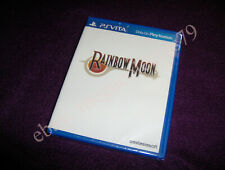 LIMITED RUN GAMES PS VITA ///Rainbow Moon\ BRAND NEW SEALED
