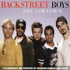 Backstreet Boys : The Lowdown CD (2008) ***NEW***