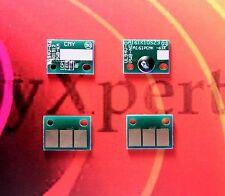 4 x Drum Reset Chip Bizhub C258 C308 C368 Develop ineo +258 +308 +368 CMYK DR313