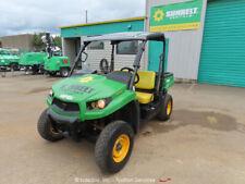2013 John Deere Xuv 550 4Wd Industrial 2-Passenger Utility Vehicle Cart bidadoo